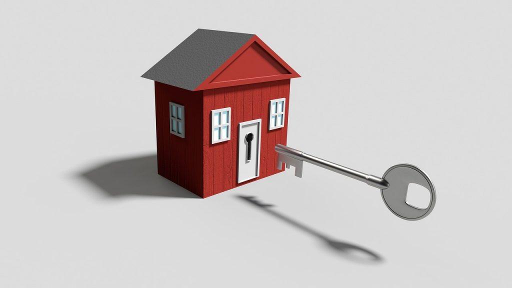 בית אדום ומפתח